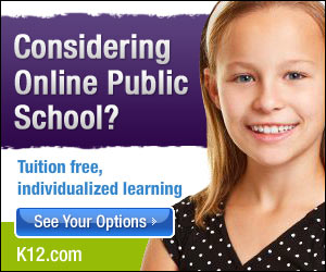 Considering Online Public School? See your options at K12.com